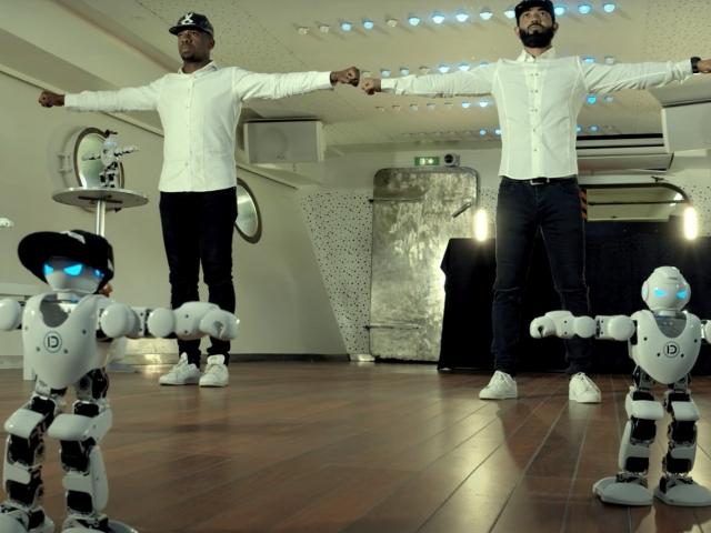 Danse de robots