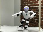 Robots show